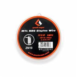 Mtl Clapton Wire  - Geekvape