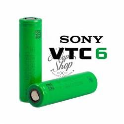 Batteria VTC6 18650 Flat...