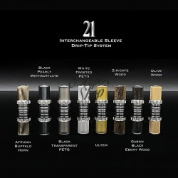 21 Drip Tip Completo - The...