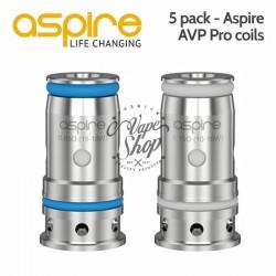 Resistenze AVP Pro - Aspire