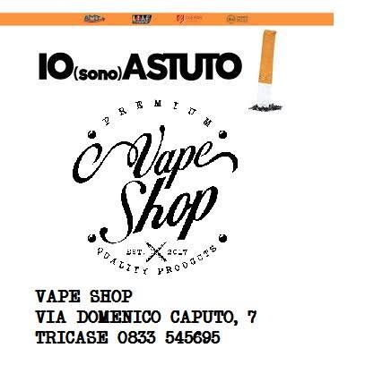 Vape Shop Italia - Smettere di fumare