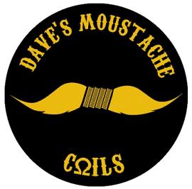 Dave's Moustache Coils